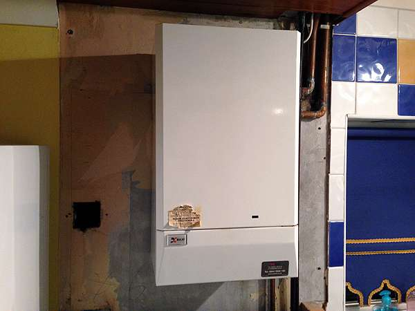 Installing Vaillant Boilers | Gas Condensing Boiler